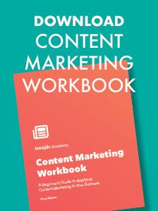 Marketing workbook