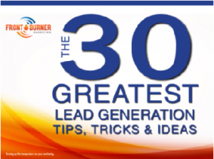 Marketing Lead Generation Tips for Small Business